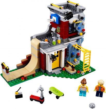 LEGO Creator31081 Modular Skate House