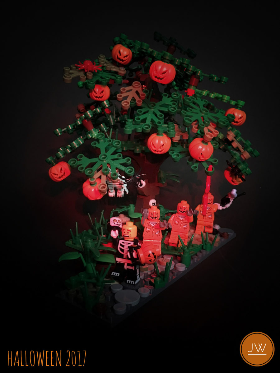 Top 25 LEGO Halloween