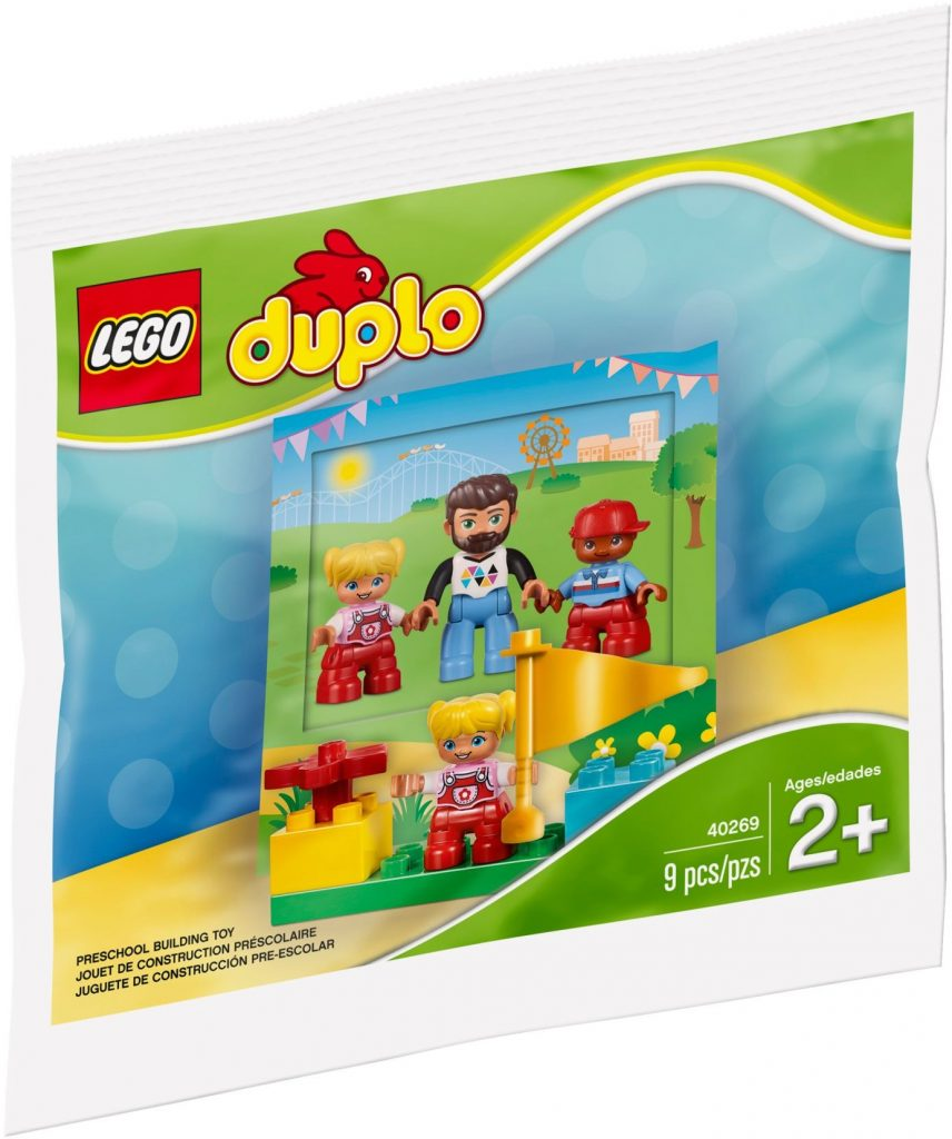 LEGO Duplo 40269 Photo Frame