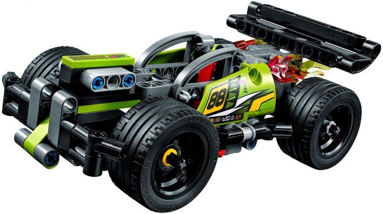 LEGO Technic42072 WHACK!
