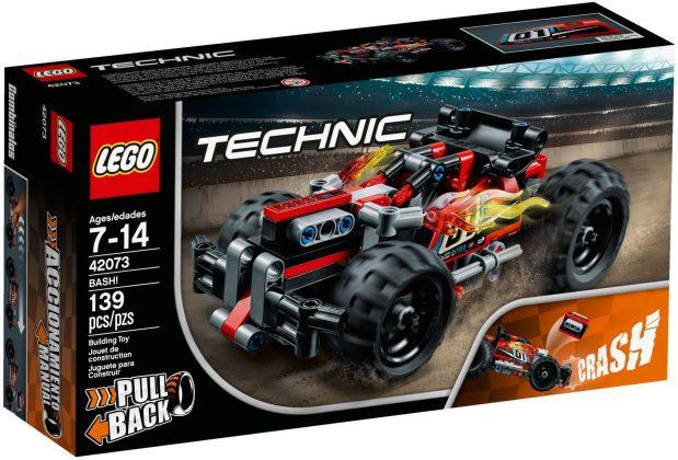 LEGO Technic42073 BASH!