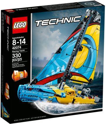 LEGO Technic42074 Racing Yacht