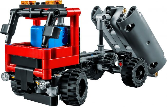 LEGO Technic42084 Hook Loader