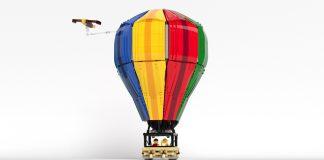 LEGO Ideas Hot Air Balloon