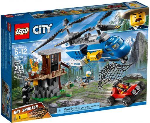 LEGO City60173 Mountain Arrest