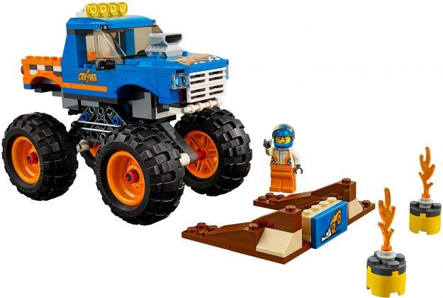 LEGO City60180 Monster Truck