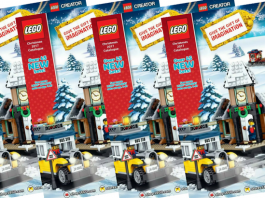 LEGO Christmas Catalogue 2017