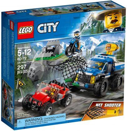LEGO City 60172 Dirt Road Pursuit