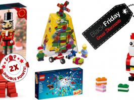 LEGO promoties november en december