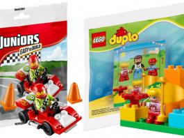 Nieuwe LEGO promoties beschikbaar