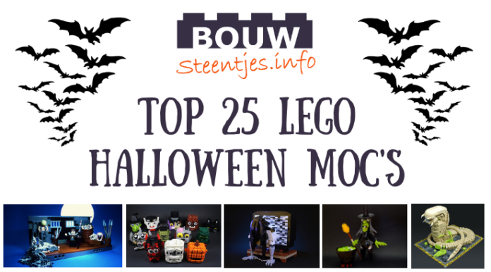Top 25 LEGO Halloween MOC's