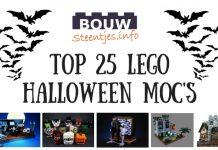 Top 25 LEGO Halloween MOC