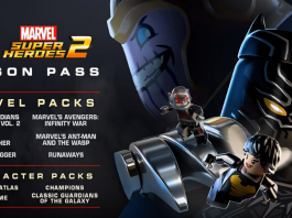 LEGO Marvel Super Heroes 2 Season Pass