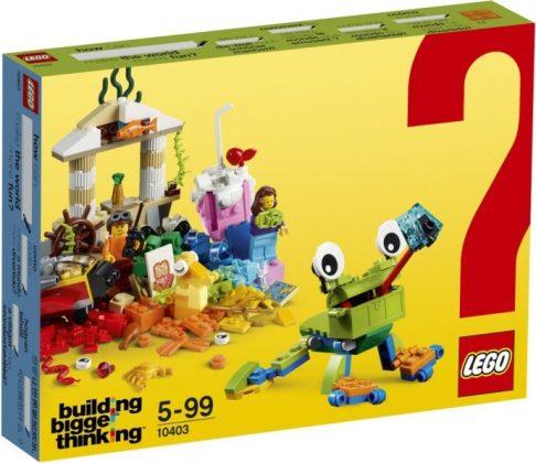 LEGO Building Bigger Thinking 10403 World Fun