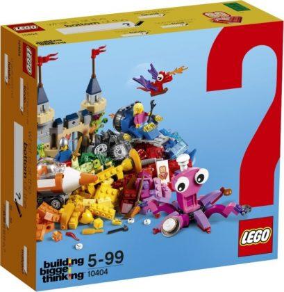 LEGO Building Bigger Thinking 10404 Ocean's Bottom