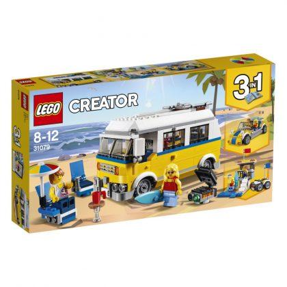 LEGO Creator31079 Sunshine Surfer Van
