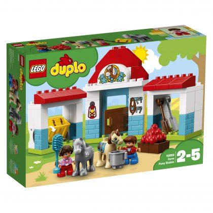 LEGO Duplo10868 Farm Pony Stable