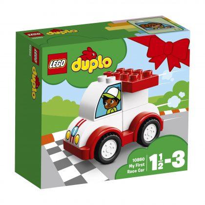 LEGO Duplo10860 My First Race Car