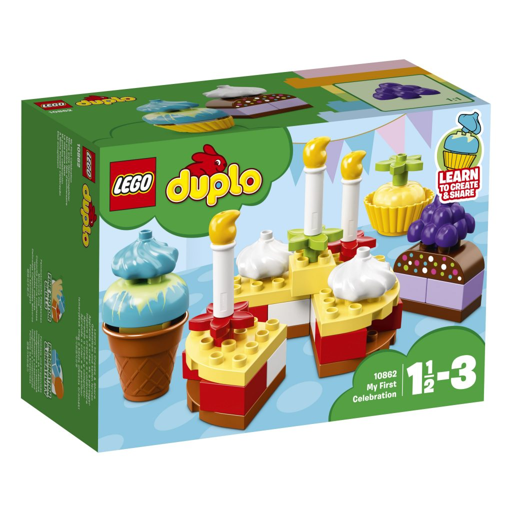 LEGO Duplo 10862 My First Celebration