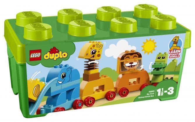 LEGO Duplo10863 My First Animal Brick Box