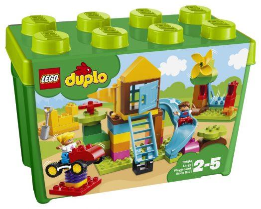 LEGO Duplo10864 Large Playground Brick Box