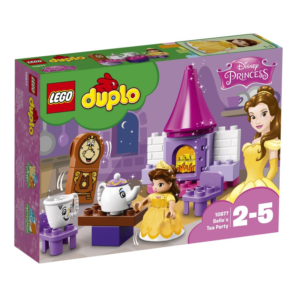 LEGO Duplo 10877 Belle´s Tea Party