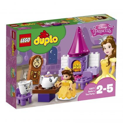 LEGO Duplo10877 Belle´s Tea Party