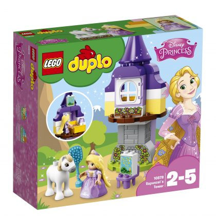 LEGO Duplo10878 Rapunzel´s Tower