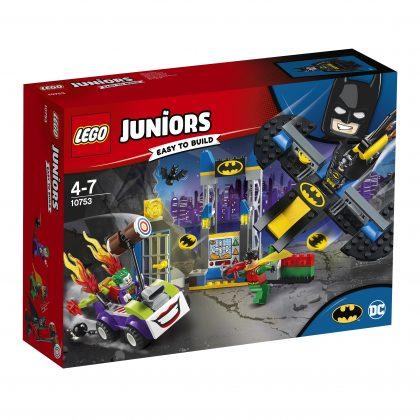LEGO Juniors10753 The Joker Batcave Attack