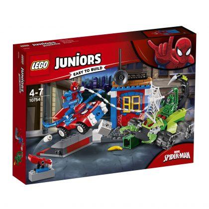 LEGO Juniors10754 Spider-Man vs. Scorpion Street Showdown