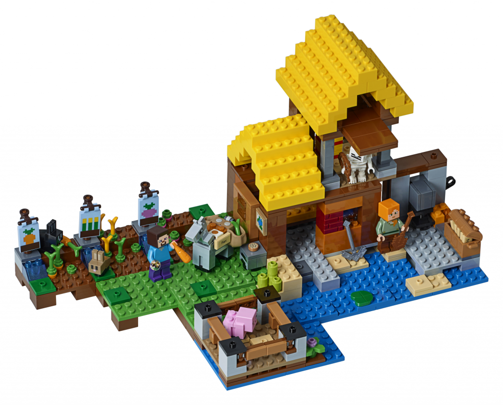 LEGO Minecraft 21144 The Farm Cottage