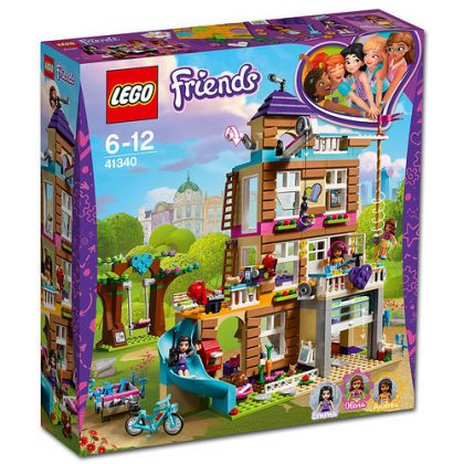 LEGO Friends 41340 Friendship House