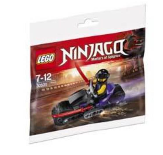 LEGO Ninjago 30531 Sons of Garmadon