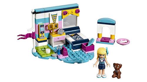 LEGO Friends41328 Stephanie's Bedroom