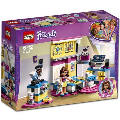 LEGO Friends41329 Olivia's Deluxe Bedroom