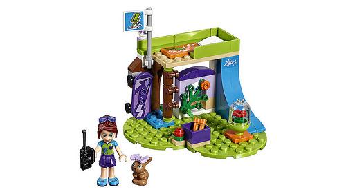 LEGO Friends41327 Mia's Bedroom