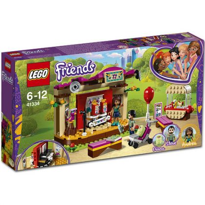 LEGO Friends41334 Andrea's Park Performance