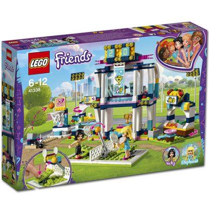 LEGO Friends41338 Stephanie's Sports Arena