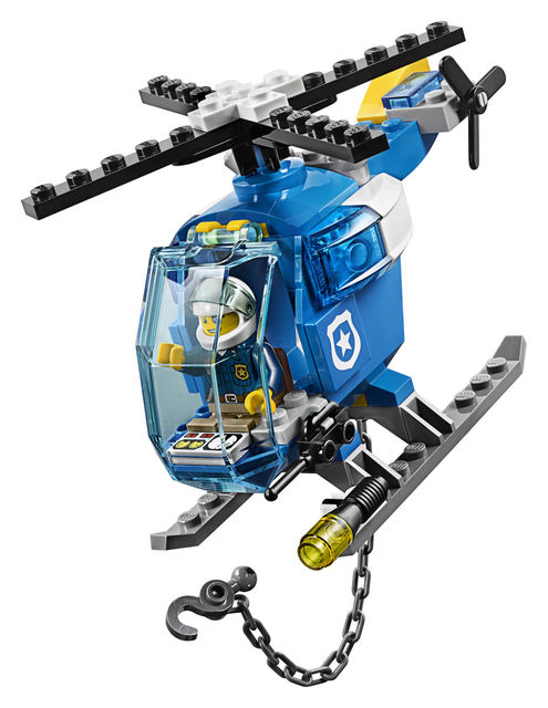 LEGO Juniors 10751 Mountain Police Chase