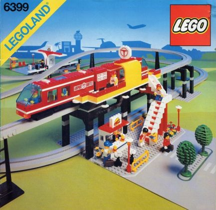 LEGO 6399Airport Shuttle