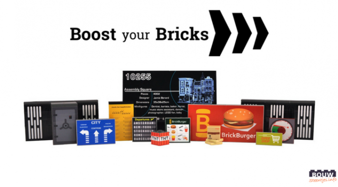 Boost your Bricks