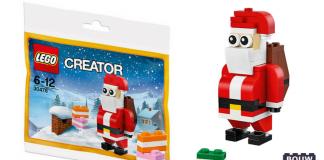 LEGO 30478 Jolly Santa