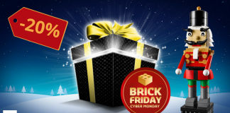 LEGO Brick Friday en Cyber Monday deals