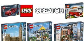 LEGO Creator Expert sets nu met 15% korting