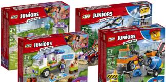 LEGO Juniors 2018