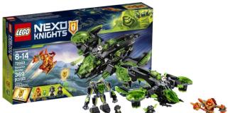 LEGO Nexo Knights 72003 Berserker Bomber