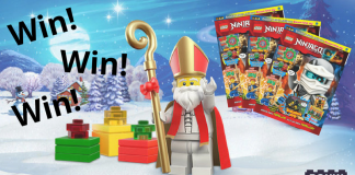 LEGO Ninjago Magazine proefabonnement