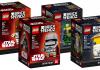 LEGO Star Wars en Ninjago Movie BrickHeadz