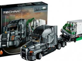 LEGO Technic 40278 Mack Anthem