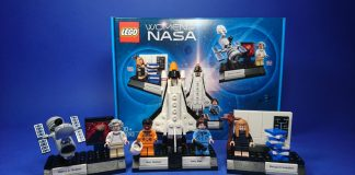 Review LEGO Ideas 21312 Women of NASA